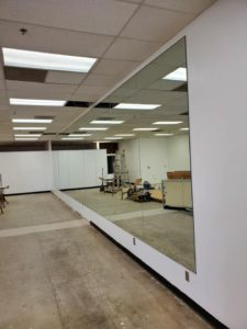 Mirror Installation for Home, Gyms, and more